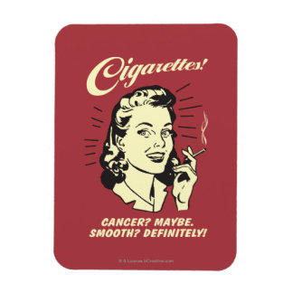 Cigarettes: Cancer Maybe Smooth Def. Magnet