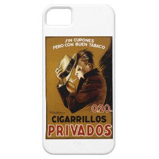 Cigarillos Privados iPhone SE/5/5s Case