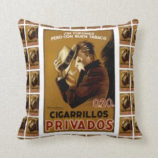 Cigarillos Privados Pillows