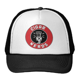 CigarNerds Logo Trucker Hat