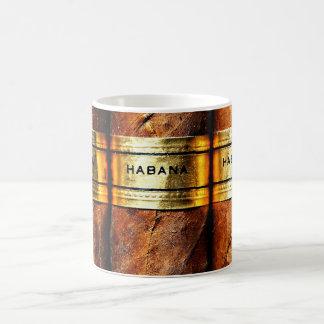 Cigaro Habana Cuban Mug