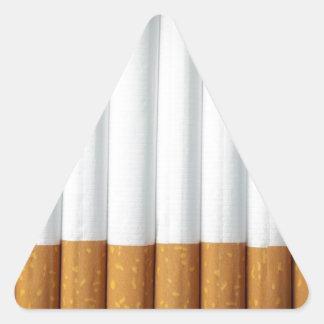 Cigarrillos Pegatina Triangular