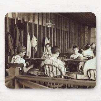 Cigarro Boys, 1909 de Tampa Tapete De Ratón