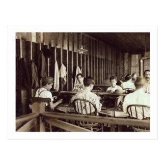 Cigarro Boys, 1909 de Tampa Tarjetas Postales