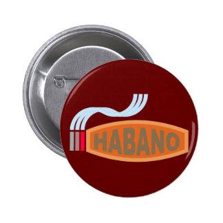 Cigarro cigar Habano Pin Redondo 5 Cm