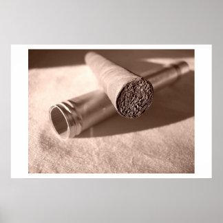 Cigarro II Póster