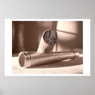 Cigarro Póster