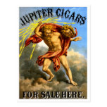 Cigarros de Júpiter, 1868 Postal