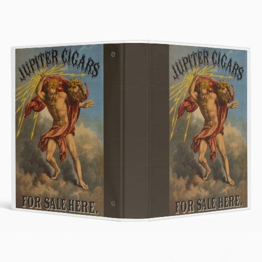 "Cigarros de Júpiter Carpeta 1"""