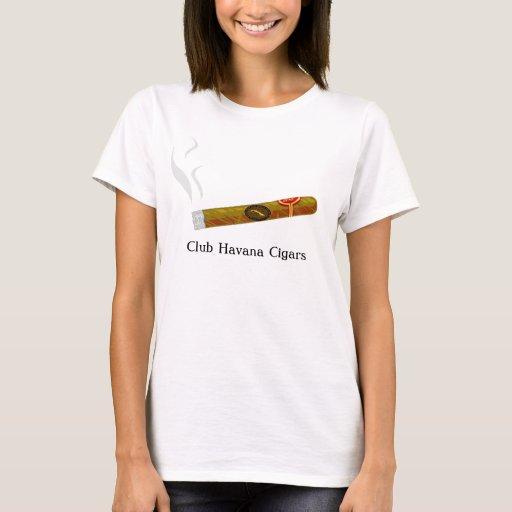Cigarros de La Habana del club Playera