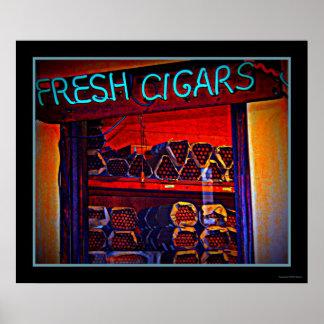 Cigarros frescos de New Orleans Impresiones