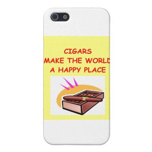 cigarros iPhone 5 carcasas