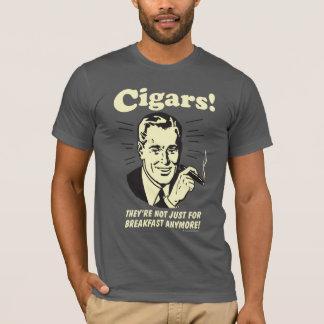 Cigarros: No apenas desayuno más Playera