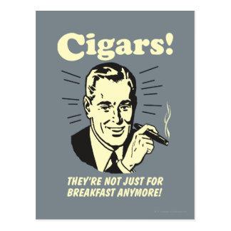Cigarros: No apenas desayuno más Postal