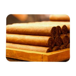 Cigarros rodados mano del Dr. de Romana del La Imán Rectangular