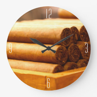 Cigarros rodados mano (numerada) del Dr. de Romana Reloj Redondo Grande