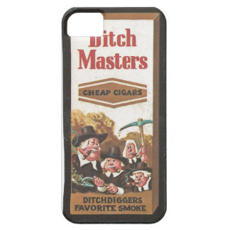 Cigars Wacky Package iPhone 5 Covers