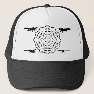 Cignet Airplane Mandala Hat 1