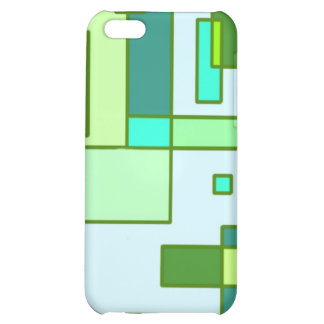 Cilantro a la Mondrian iPhone 5C Case
