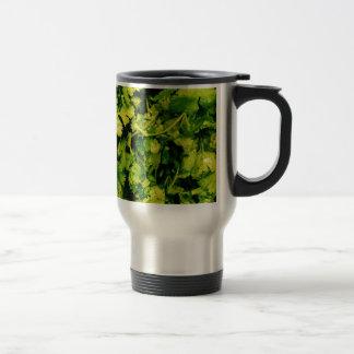 Cilantro / Coriander Leaves Travel Mug