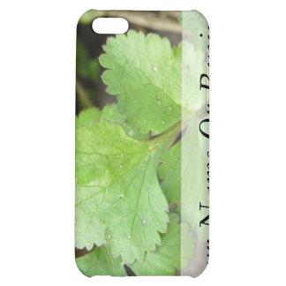 Cilantro iPhone 5C Cases