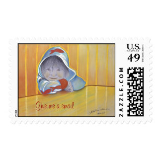 Cildren of the World Postage