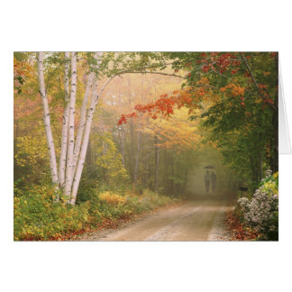 Cilley Hill Road 2 Greeting Card