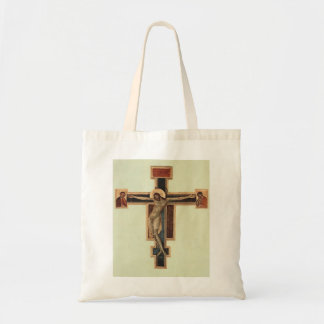 Cimabue Art Work Canvas Bags