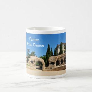 Cimiez Nice, France Coffee Mug