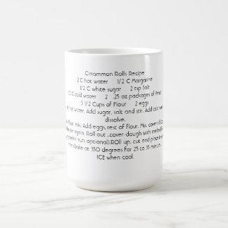 Cinammon Rolls for Days Mug