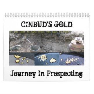 Cinbud's Gold Calendar