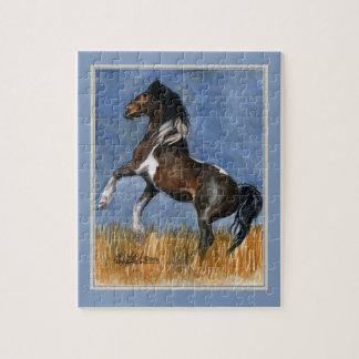 Cinch Wild Stallion Puzzle SAF llmartin