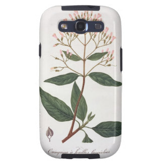 Cinchona from 'Phytographie Medicale' by Joseph Ro Samsung Galaxy S3 Covers