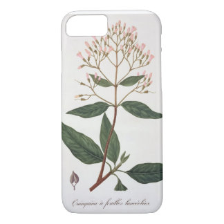Cinchona from 'Phytographie Medicale' by Joseph Ro iPhone 8/7 Case