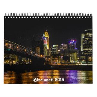 Cincinnati 2015 calendar