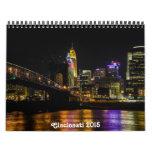 Cincinnati 2015 calendars