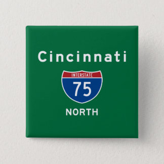 Cincinnati 75 button