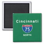 Cincinnati 75 imanes de nevera