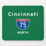 Cincinnati 75 mouse pad