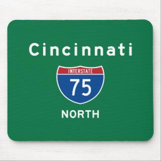 Cincinnati 75 mouse pads