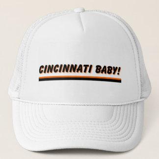 Cincinnati Baby! Trucker Hat