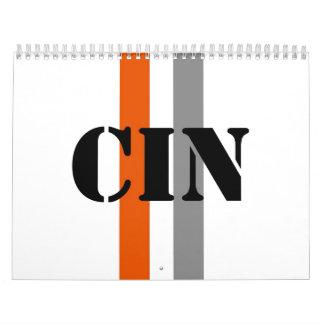 Cincinnati Calendarios