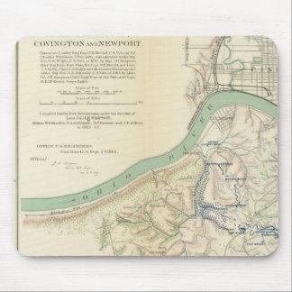Cincinnati, Covington, Newport Alfombrilla De Ratones