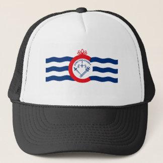 Cincinnati Flag Hat