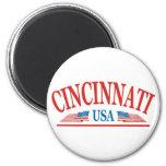Cincinnati Fridge Magnet