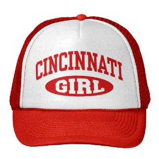 Cincinnati Girl Trucker Hat