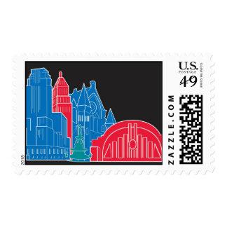Cincinnati Icons Postage