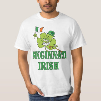 Cincinnati Irish Tshirt
