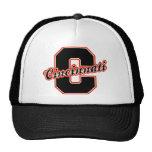 Cincinnati Letter Hats