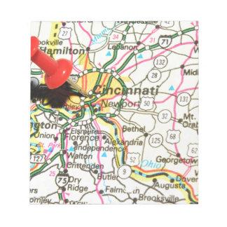 Cincinnati Notepad